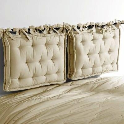 Tappezzeria d 39 ercole galleria - Testata letto con cuscini ...